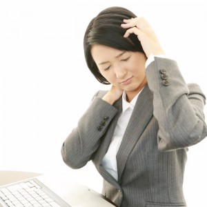 business-woman-having-a-headache-picture-id470035919